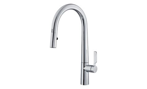touch free kitchen faucets danze digital touch free kitchen faucet 2015 04 27