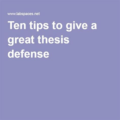 dissertation defense tips 17 best images about thesis defense on editor