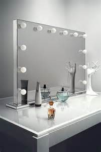 Large Makeup Mirror With Lights Uk Mirror Finish Makeup Mirror With Warm White