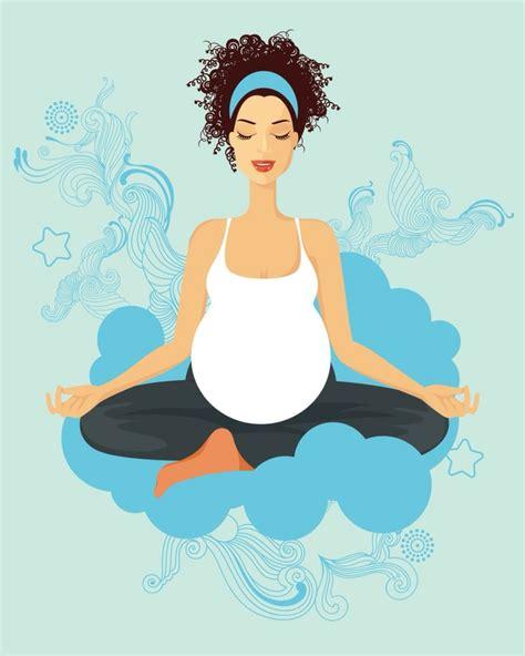 imagenes yoga embarazadas yoga para embarazadas posturas asociaci 243 n de