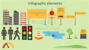 roadmap infographics powerpoint template