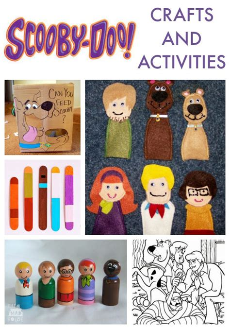 Scooby Doo Papercraft - scooby doo crafts and 163 150 smyths toys voucher in