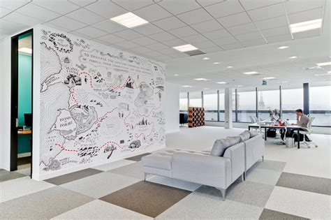 workspace inspiration musings on momentum a look inside momentum financial technology s new office