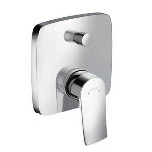 Bath And Shower Mixer hansgrohe metris concealed single lever bath mixer