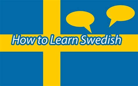 best swedish top 10 tips learning swedish fast for beginners