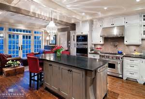 kitchens with different colored islands i a different colored island kitchen ideas