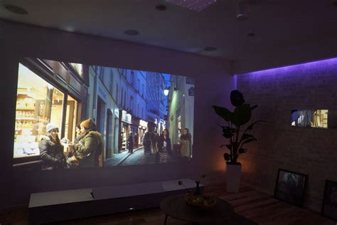 Home Design For 100 Gaj sony s 4k ultra short throw projector your wall as tv