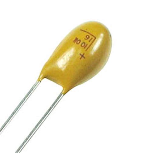 tantalum capacitor operating temperature c100u16t 100uf 16v tantalum capacitor technical data