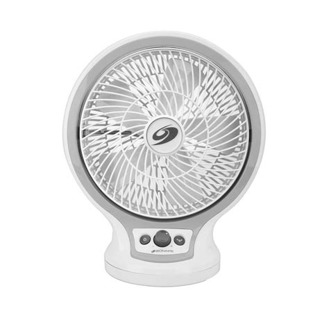 lil blizzard oscillating table fan lil blizzard 7 in oscillating table fan