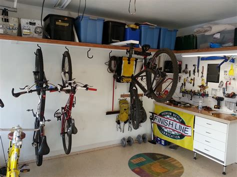 Bicycle Garage by Bike Storage Ideas In Maximizing The Space Available