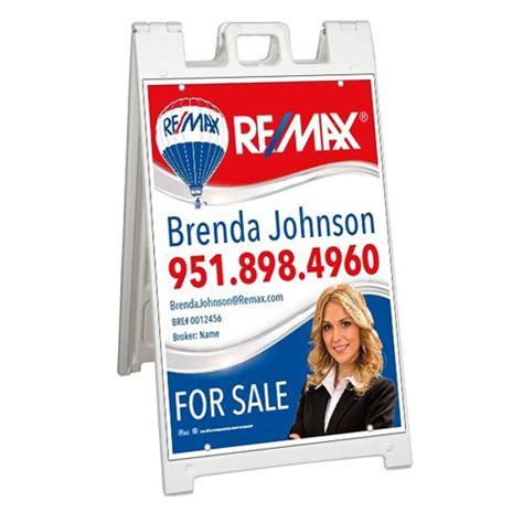 24x36 Real Estate Frame by 24x36 Signacade A Frame Upload