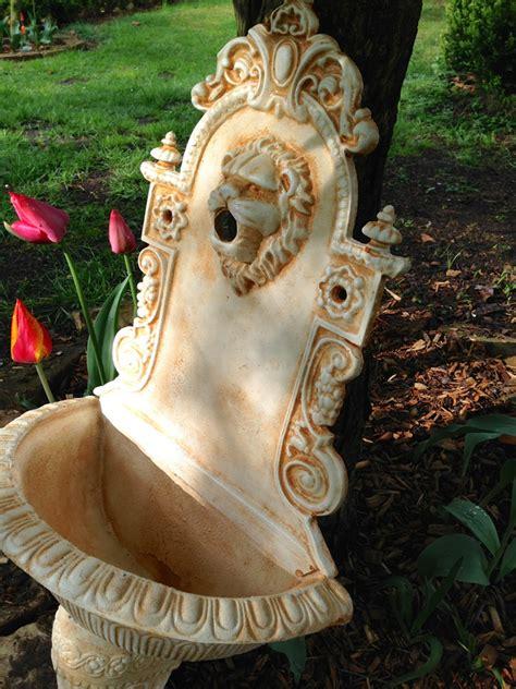 Wasserpumpe Für Gartenbrunnen by Wandbrunnen Italienisch Bestseller Shop Mit Top Marken
