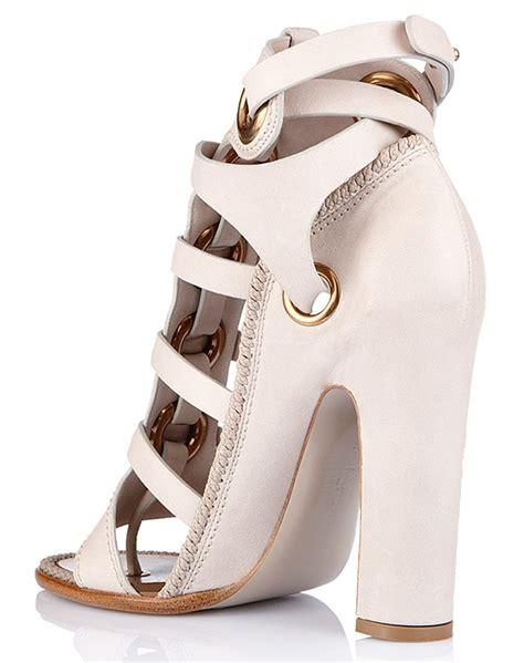 ferragamo gladiator sandals leggy erika heynatz channels olga kurylenko in gladiator