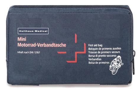 Mini Motorrad Verbandtasche by Mini Verbandtasche Motorrad Holthaus De