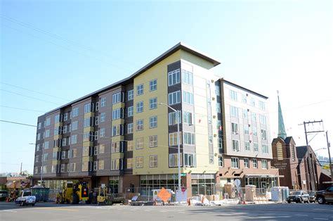 compass housing alliance seattle djc com local business news and data real estate compass housing opens 72