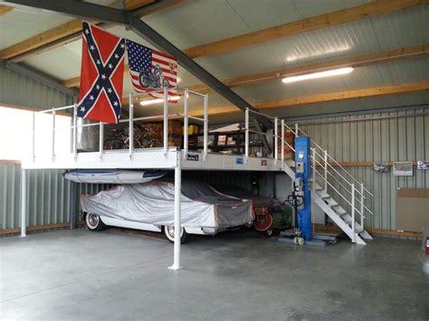 Garage Mezzanine by Image Gallery Mezzanine