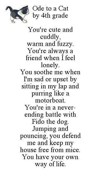 poetry kitah dalet 4th grade