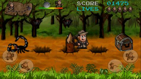retro pitfall challenge android apps on play
