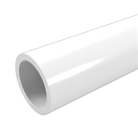 formufit 2 in x 5 ft furniture grade sch 40 pvc pipe in