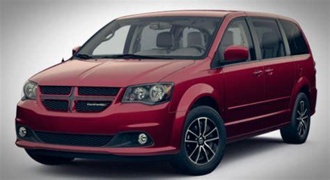 2020 Dodge Caravan by 2020 Dodge Grand Caravan Sxt Rumors Review Suv
