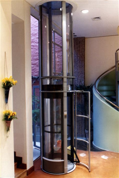 Pneumatic Elevator Tube Contemporary By Pangaea