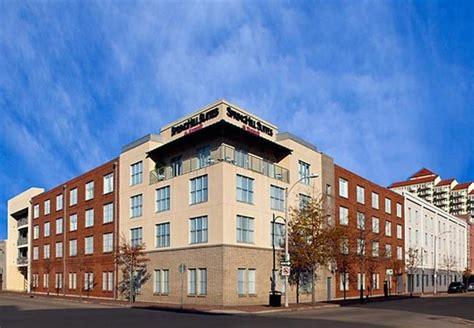springhill suites  marriott  orleans downtown  st