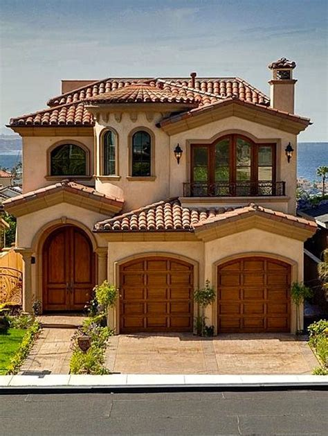 spanish style beach home dream homes pinterest beautiful style