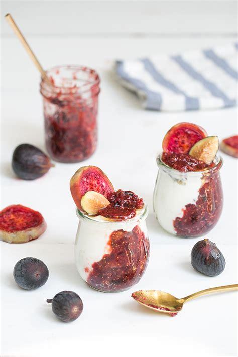 Homemade Jam Yogurt Amp Honey Pots Sugar And Charm Sugar