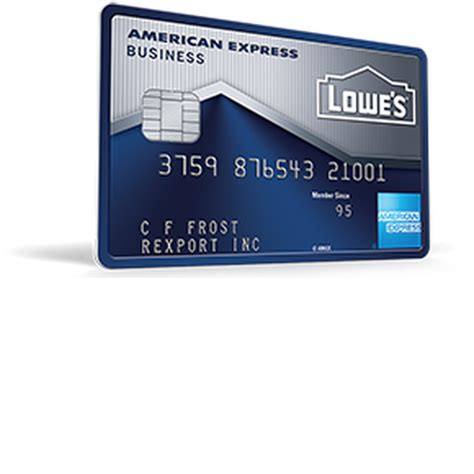 Lowe S Business Credit Card Login
