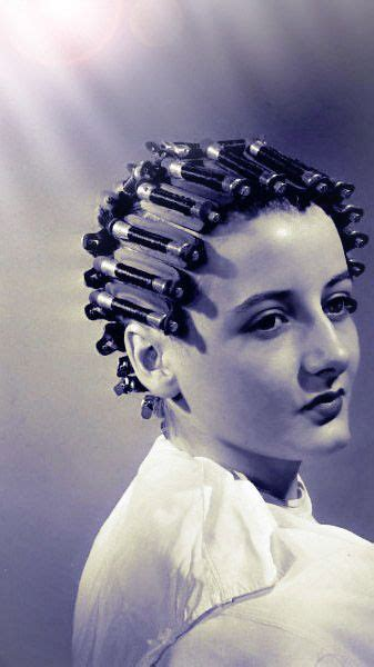 perms in 1960s 864 best images about curlers and rollers on pinterest