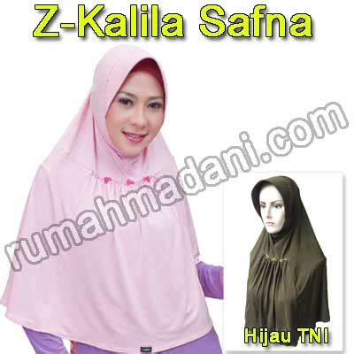 Koleksi Jilbab Zoya Rumah Madani Busana Muslim Jilbab Zoya