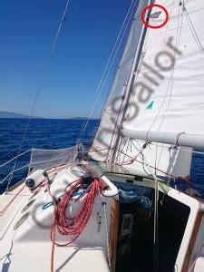 piccoli cabinati a vela carrelli randa per piccoli cabinati la barca brezza 22