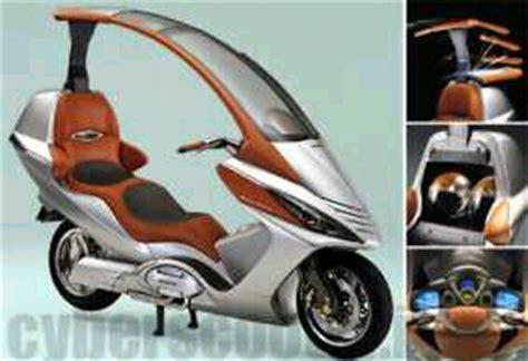 Dreirad Motorrad Mit Dach by Dreirad Roller Mit Dach
