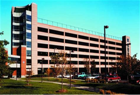 Albany Parking Garage by Jersen Construction Albany Parking Garage Jersen
