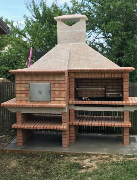Barbecue Four Pizza by My Barbecue Barbecue Avec Four A Pizza Av5950f