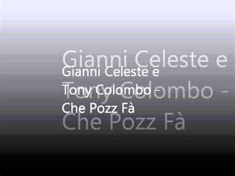 testo celeste gianni celeste preghiera con testo tradotto in itali
