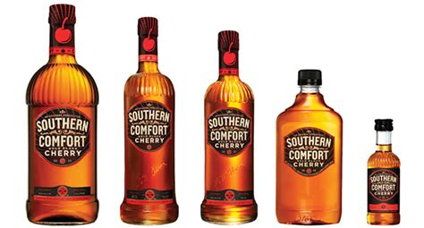 southern comfort cherry southern comfort bold black cherry on behance