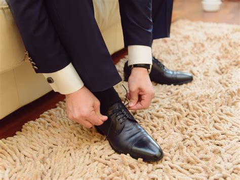 worst dress shoe mistakes business insider