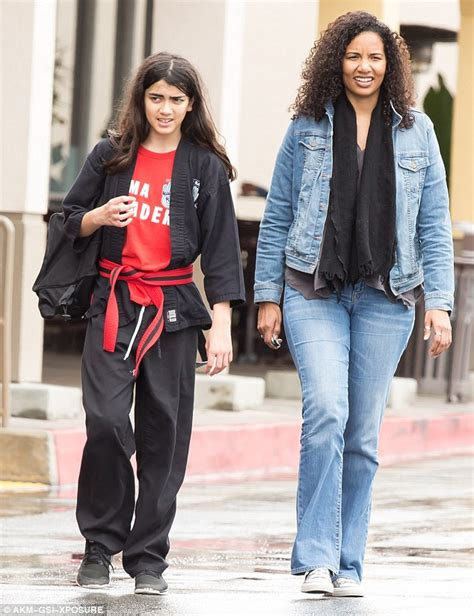 Michael Jackson Names Blanket by Blanket Jackson Continue His Discipline In A Black Karate