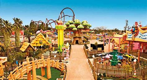 theme park spain port aventura park dream apartment