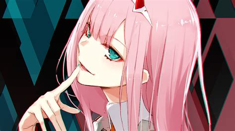 Anime Zero Two by Wallpaper Anime Zero Two In The Franxx