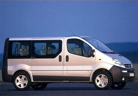 opel vivaro 2005 opel vivaro 2005 review amazing pictures and images