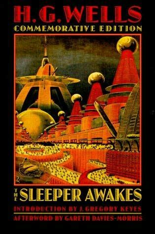book review the sleeper awakes h g godhood of