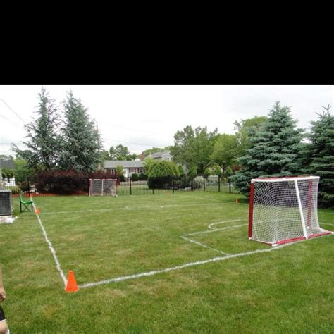 backyard soccer goal triyae com small soccer goals for backyard various