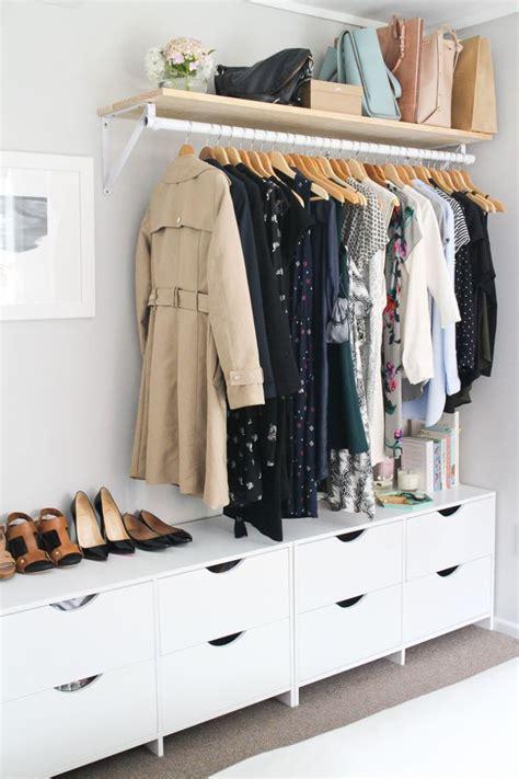open clothes storage best 25 no closet solutions ideas on pinterest diy
