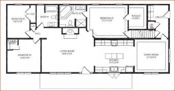 ranch home floor plans showcase homes of maine bangor me