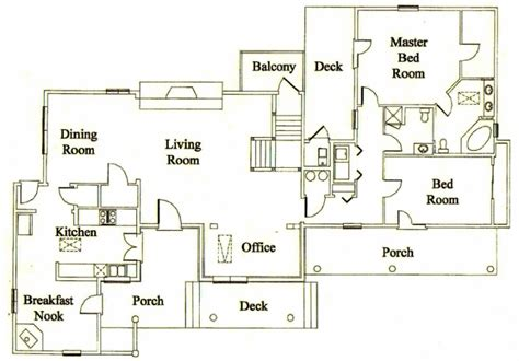 bonanza house floor plan ponderosa ranch house plans escortsea