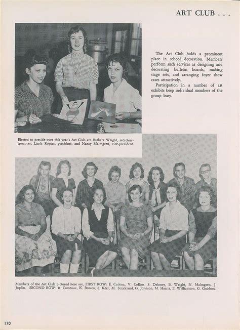 janis joplin yearbook