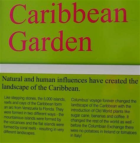 Botanical Garden Signs Naples Botanical Garden Gardens With Latitude Diggingdigging