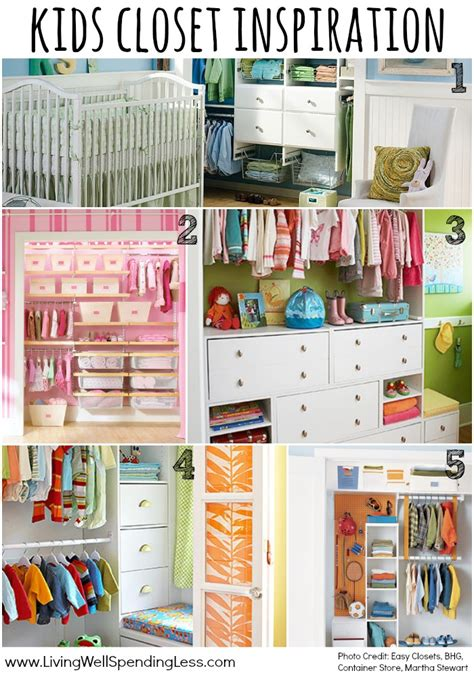 16 Kid Friendly Closet Organization Tips Every Parent | 31 days to a clutter free life kids closet day 18
